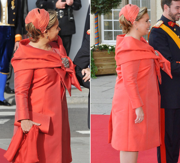 Hats off  the stylish guests and their magnificent headgear 188b9d51c81