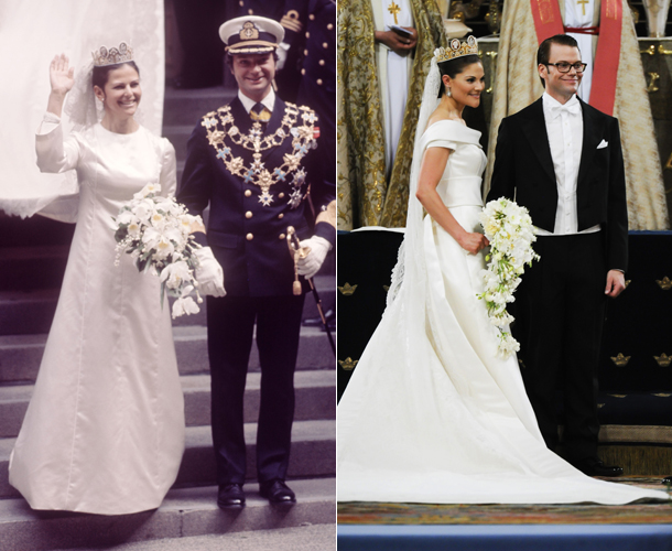 Princess Madeleine To Wear Valentino On Wedding Day