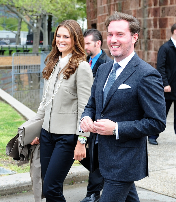 Christopher O'Neill Princess Madeleine