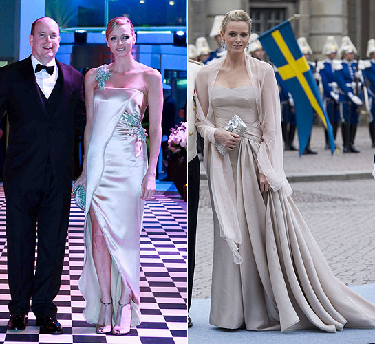 Giorgio Armani chosen to design the wedding dress of Prince Albert ...