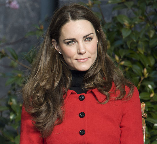 kate middleton wedding hairstyle. Kate#39;s such a natural girl,