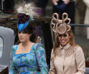 Royal wedding: Designer Philip Treacy thinks Princess Beatrice hat is 'absolutely amazing'