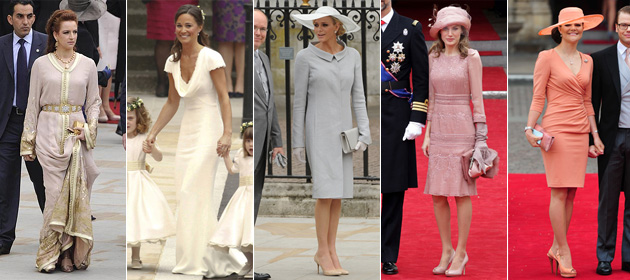 Royal Wedding: Most elegant and attractive guests - the results