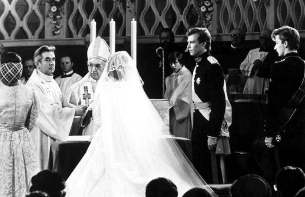A Classic Belgian Wedding: Royal Wedding: With A Month To Go Until The Luxembourg