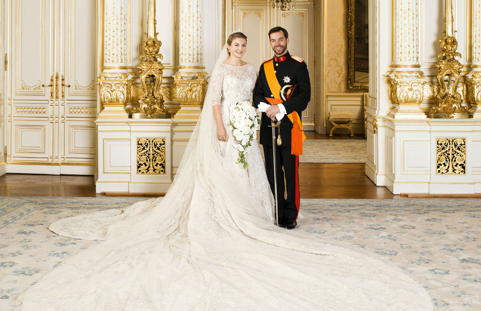 Real Royal Weddings: Royal Wedding: Luxembourg Royal Wedding: The Latest
