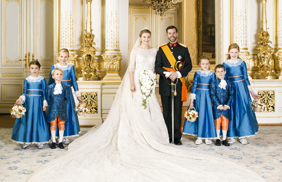 Royal Wedding Sticker Dress Up : Royal wedding luxembourg the latest