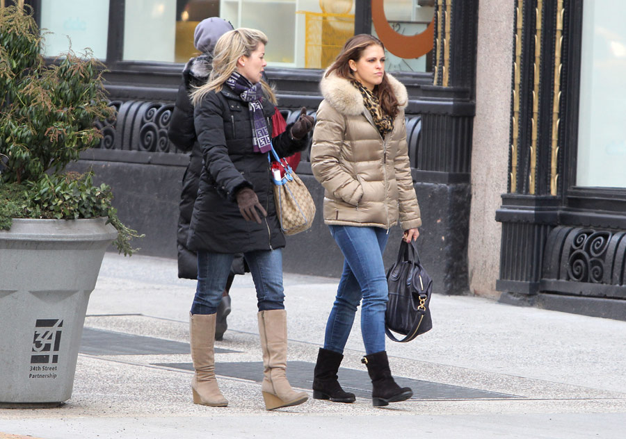 princess madeleine of sweden pictured shopping in paris