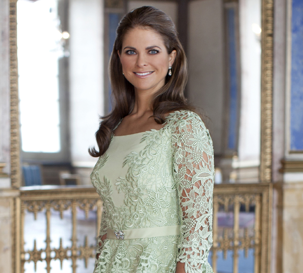 Princess Madeleine And Chris O Neill In New Official Portraits