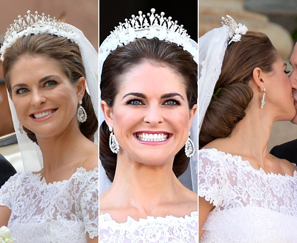 19 Haircuts For Older Women Winter 2018 2019 Edition: Royal Bridal Hairstyles For The Bride Winter- Fall 2015