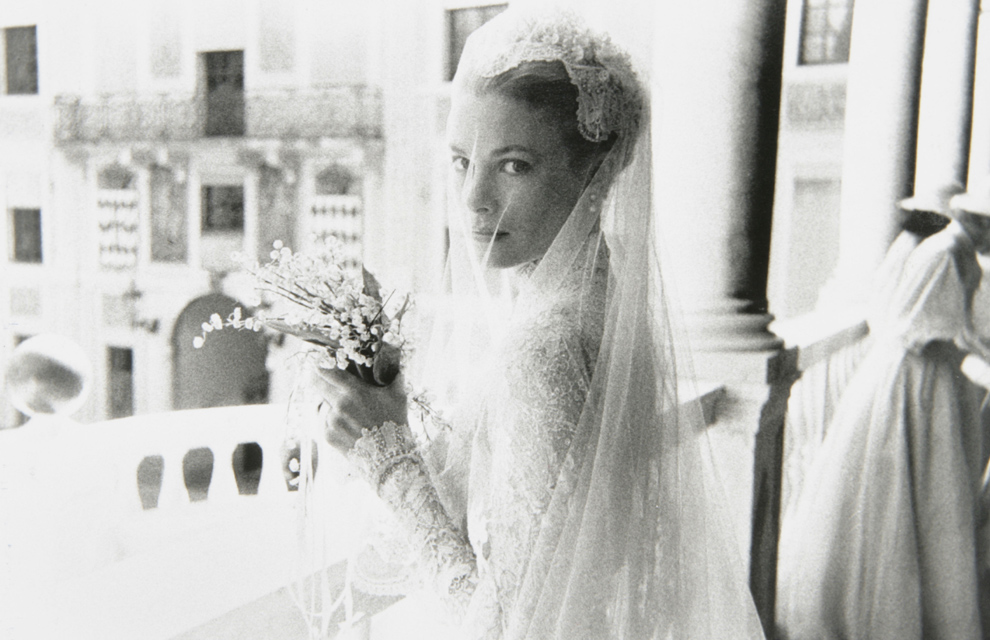Rainier and Princess Grace of Monaco: A fairytale wedding