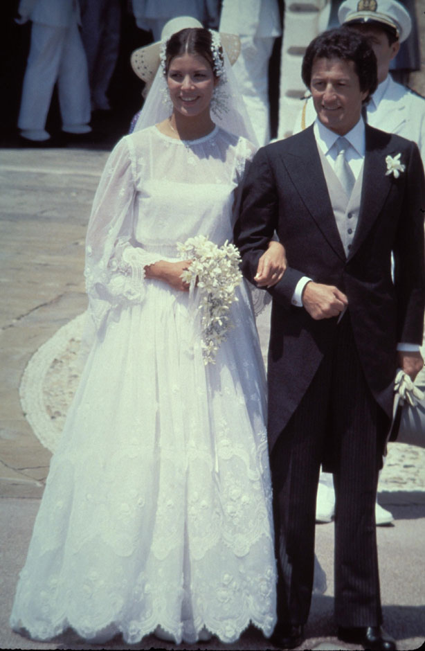 Monaco Royal Wedding: The five marriages of Prince Albert's sisters