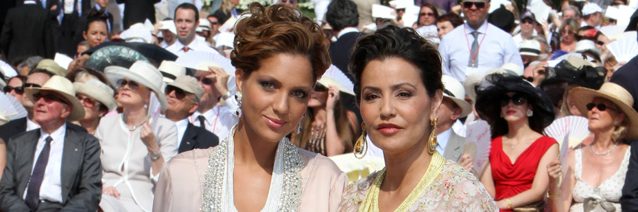Moroccan princesses reign in most elegant stakes