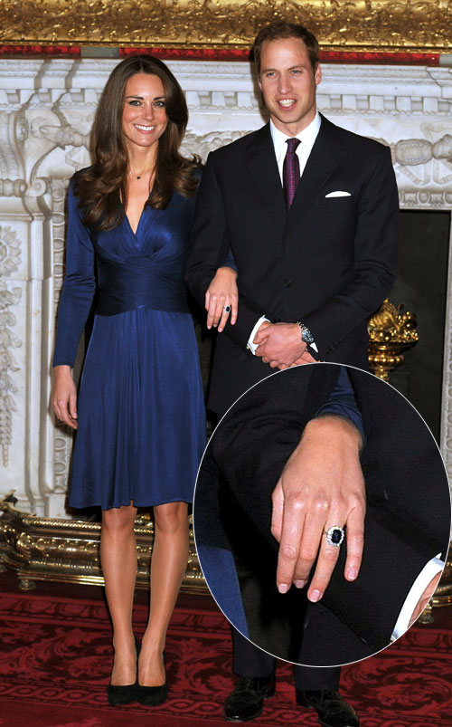 Prince+William+Engagement+Pictures