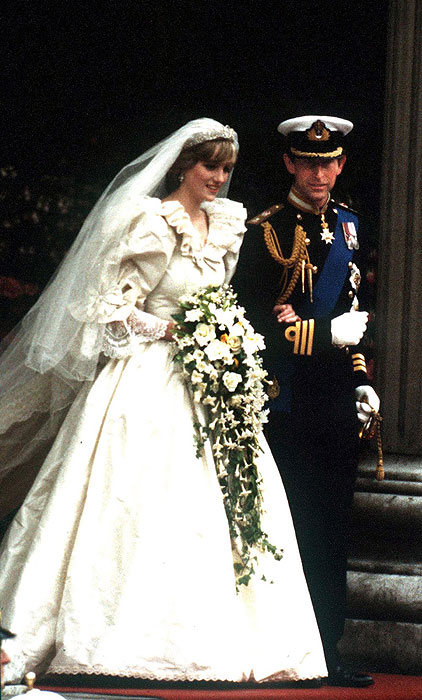 english royal wedding gowns. Previous British royal brides