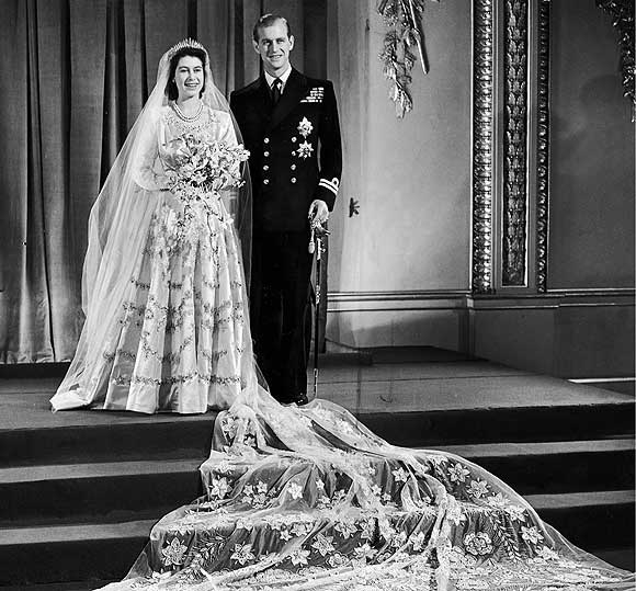 Previous British Royal Brides May Provide Inspiration For Kate