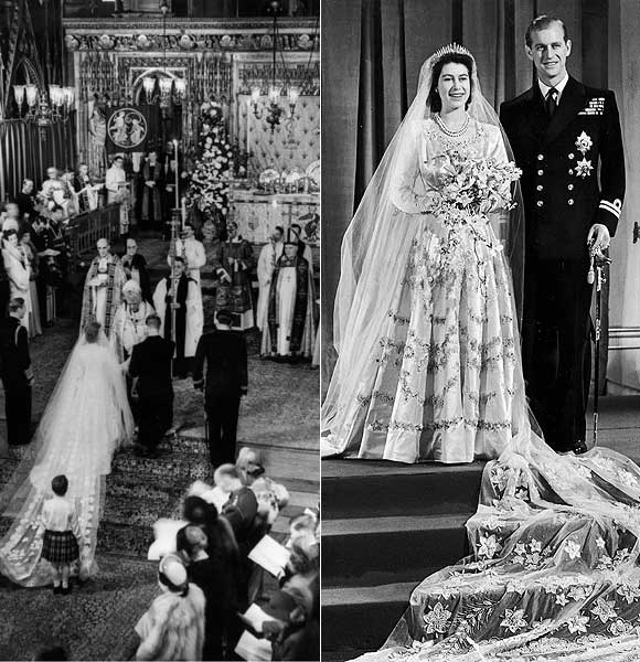 Royal Wedding Past Royals Who Have Married In Historic