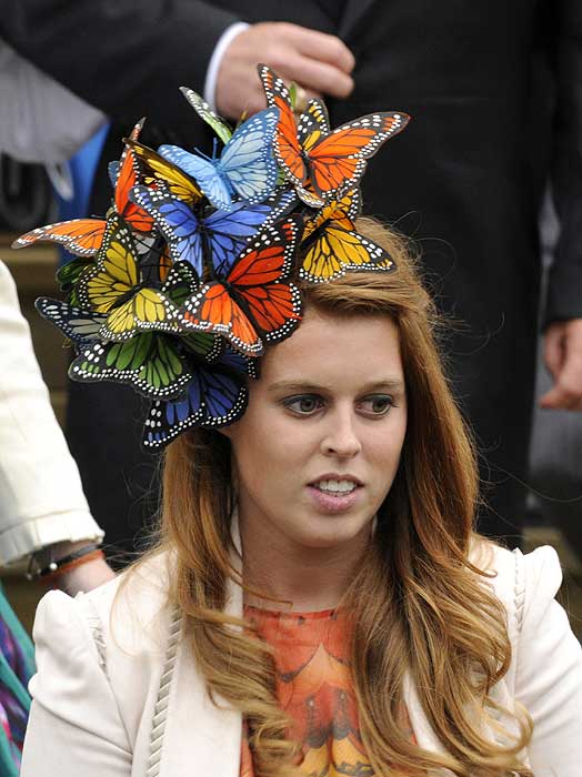 Kate Middleton Pulls Philip Treacy Out Of The Hat For Wedding Headgear