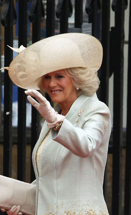 Royal Wedding Philip Treacy Designs Hats For Royalty And Celebritys At Royal Wedding