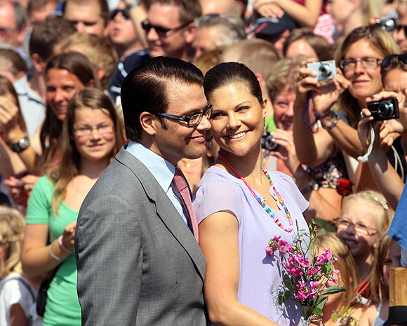 princess victoria anorexia. Crown Princess Victoria of