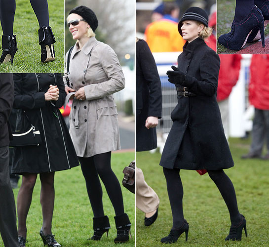 Royal Wedding Zara Phillips Wedding A Look At The