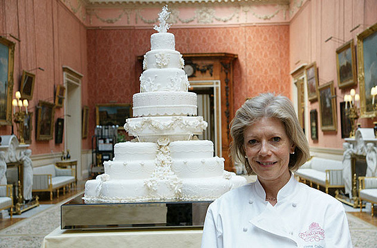 prince william and kate wedding cake recipe royal wedding wheely for just wed duke and duchess 18785